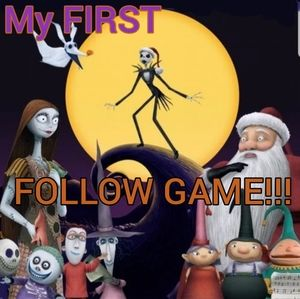 My 1st Follow Game! Tag, Like, Share! Grab blues!